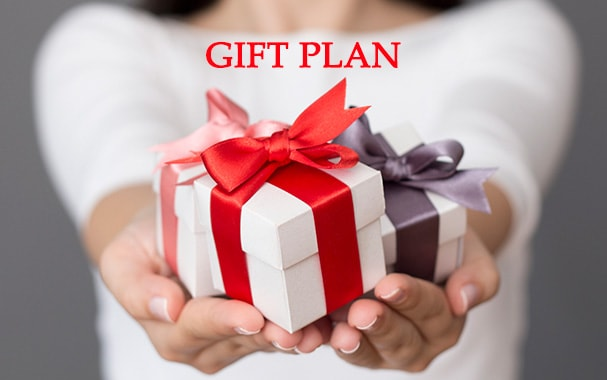 Donation or Gift MLM Plan